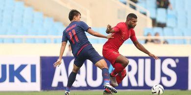Klasemen Grup K Kualifikasi Piala Asia U-23 - Berkat Vietnam, Indonesia Beranjak dari Juru Kunci