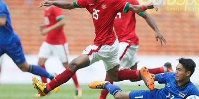 4 Skema Thailand yang Gagal Dipahami Skuat Timnas U-23 Indonesia