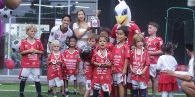 Irfan Bachdim Senang Bisa Merayakan Ulang Tahun Anaknya bersama Bali United