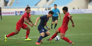 Media Asing Soroti Keanehan di Susunan Pemain Timnas U-23 Indonesia Saat Kalah dari Thailand dan Vietnam