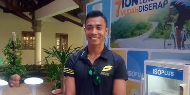 Super League Triathlon Bali - Jauhari Johan Incar Pengalaman