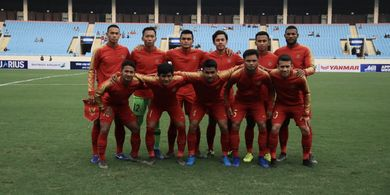 Link Live Streaming Timnas U-23 Indonesia Vs Vietnam, Penentuan Nasib