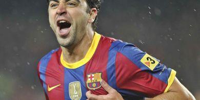 Inilah Para Pemain yang Dipakai Xavi Hernandez Andai Jadi Pelatih Barcelona