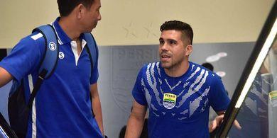 Fabiano Beltrame Bukan Pemain Terakhir yang Didatangkan Persib