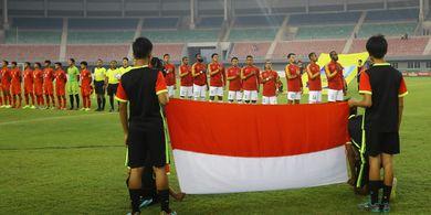 Posisi Indonesia di Peringkat FIFA Edisi April 2019 Dipepet Negeri Tetangga