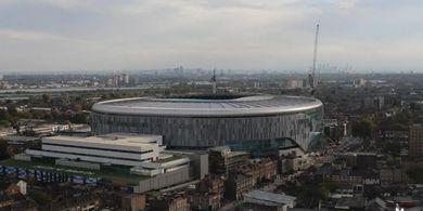 5 Fakta Stadion Baru Tottenham, dari Layar Terbesar di Eropa Sampai Bar 65 Meter