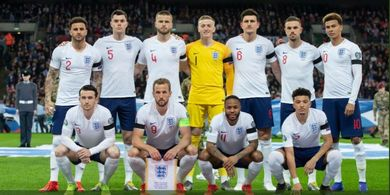 Timnas Inggris untuk UEFA Nations League, Cuma 1 Pemain Berusia Kepala 3