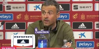 Resmi, Luis Enrique Tinggalkan Jabatan Pelatih Timnas Spanyol