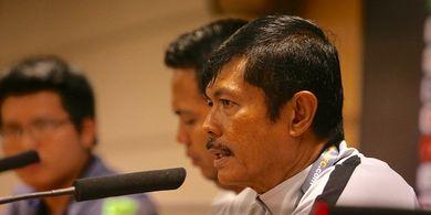 Indra Sjafri Bicara Persiapan Timnas U-22 Indonesia Lawan Thailand
