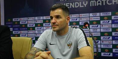 Curhat Simon McMenemy soal Timnas Indonesia dengan Kiprah Liga 1