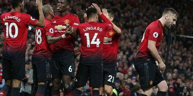 Solskjaer: Manchester United Butuh Gelandang seperti Bryan Robson