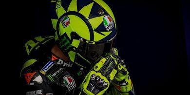 Valentino Rossi Disebut Bisa Jadi Solusi dari Krisis Tim Yamaha