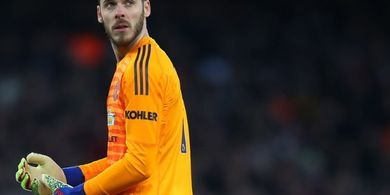 Ngeri, Segini Besar Gaji De Gea Bila Teken Kontrak Baru di Man United