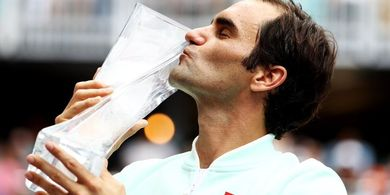 Merasa di Ujung Karier, Roger Federer Mulai Pikirkan Masa Depan