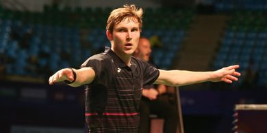 Denmark Open 2019 - Viktor Axelsen Lega Bisa Menangi Derbi Tuan Rumah