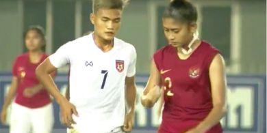 Timnas Putri Indonesia Alami Nasib Mengerikan di Myanmar