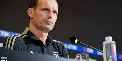 Juventus Gagal di Liga Champions, Pertahankan Allegri Jadi Tanda Tanya