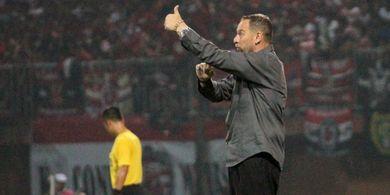 Madura United Vs Persebaya - Pesan Dejan Antonic Jelang Laga Leg Kedua