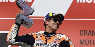 Marc Marquez Sambut Baik Rencana Digelarnya Seri MotoGP Meksiko