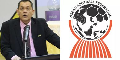 Wakil Presiden AFF Mengundurkan Diri dari Jabatan setalah Ditunjuk sebagai Exco AFC