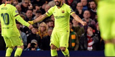 Messi-Suarez Tolak Wonderkid Brasil karena Miskin Pengalaman dan Mahal