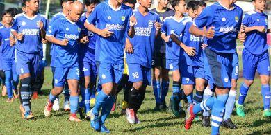Persib Bandung U-16 Kalah Tipis dari Klub Asal Inggris di Singapura