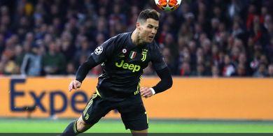 Juventus Kembali Gelar Latihan, Cristiano Ronaldo Pamer Sepatu Baru