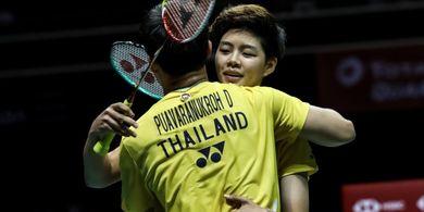 Dikomentari Netizen Indonesia Begini, Ganda Campuran Thailand Bingung Artinya