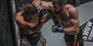 Hasil Lengkap ONE Championship - Kiamrian Abbasov Pertahankan Gelar