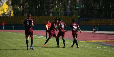 Skuat PSM Makassar Diliburkan Usai Petik Kemenangan atas Kaya FC