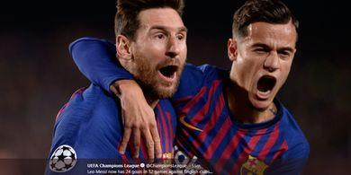 Soal Selebrasi Usai Cetak Gol,  Philippe Coutinho Dikritik Legenda