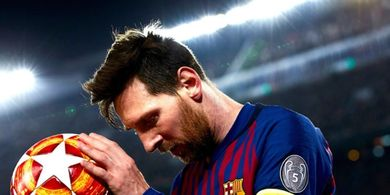Pertemuan Rahasia Messi Sebelum Mantan Pelatih Barcelona Wafat