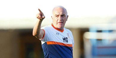 Perjuangan untuk Kalimantan,  Mario Gomez Tanamkan Sugesti Menang pada Skuat Borneo FC