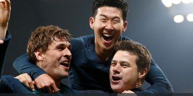 Semesta Telah Mendukung Tottenham Hotspur Lolos ke Semifinal