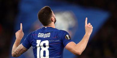 Striker Frustasi Chelsea Samai Rekor Gol Messi di Kompetisi Eropa