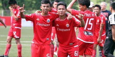 Persija dan Persib Berbeda Nasib di Liga 1 U-18 2019