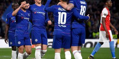 Meski Lolos, Chelsea Dinilai Tidak Siap Jadi Juara Liga Europa