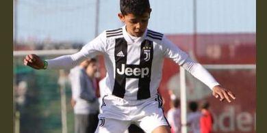 Borong 25 Gol dari 8 Laga, Cristiano Ronaldo Kalah Tajam dari Anaknya