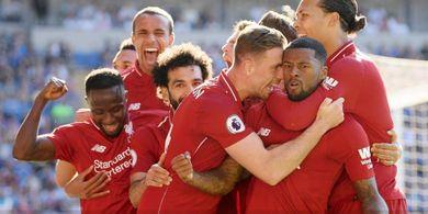 Satu Sisi Pembeda Liverpool dari Manchester City di Liga Inggris