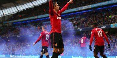 Reaksi Jack Wilshere Saat Arsenal Lepas Van Persie ke Manchester United