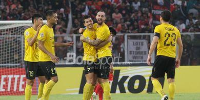 Piala AFC - Jadi Top Scorer, Striker Ceres Negros Bangga Main di SUGBK