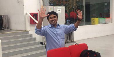 Kalah dari Ceres Negros, Media Officer Persija Jakarta Pamit Mundur
