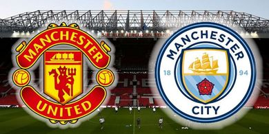 Live Streaming RCTI Man United Vs Man City - Derbi Paling Panas