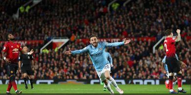 Klasemen Liga Inggris - Man City Usir Liverpool, Man United Tak Bergerak