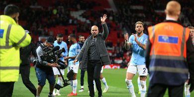 Usai Kalahkan Man United, Guardiola Larang Pemain Man City Nonton Televisi