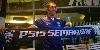 Resmi Diperkenalkan, Ini Kata Rekrutan Anyar PSIS Semarang