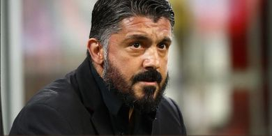Tak Cuma Bakal Diganti Musim Depan, Gennaro Gattuso Bisa Dipecat AC Milan Pekan Ini