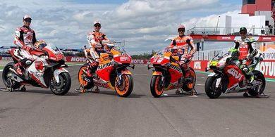 Nakagami  Klaim Honda dan Ducati Jadi Motor Tercepat pada MotoGP 2019