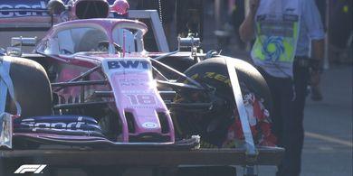 FP2 F1 GP Azerbaijan 2019 Sarat Insiden, Charles Leclerc Tercepat