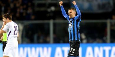 Hasil Coppa Italia - Unggul Agregat 5-4, Atalanta Maju ke Final